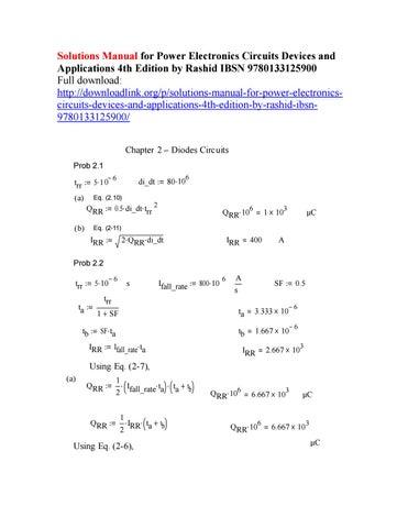 Switching And Finite Automata Theory Solution Manual Pdf
