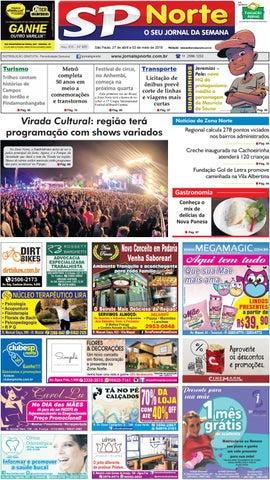 a1d52ff60b551 Edição 809 - 27 de Abril a 3 de Maio de 2018 by Jornal SP Norte - issuu