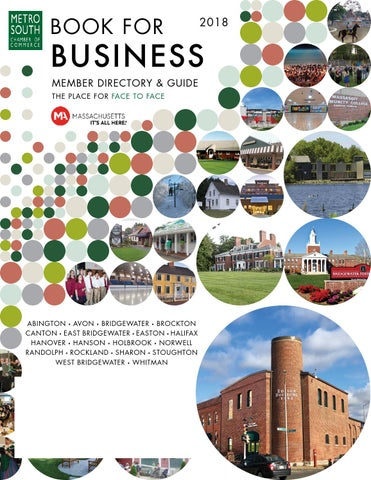 7b53ab9ea6c 2018 Book for Business by Metro South Chamber of Commerce - issuu
