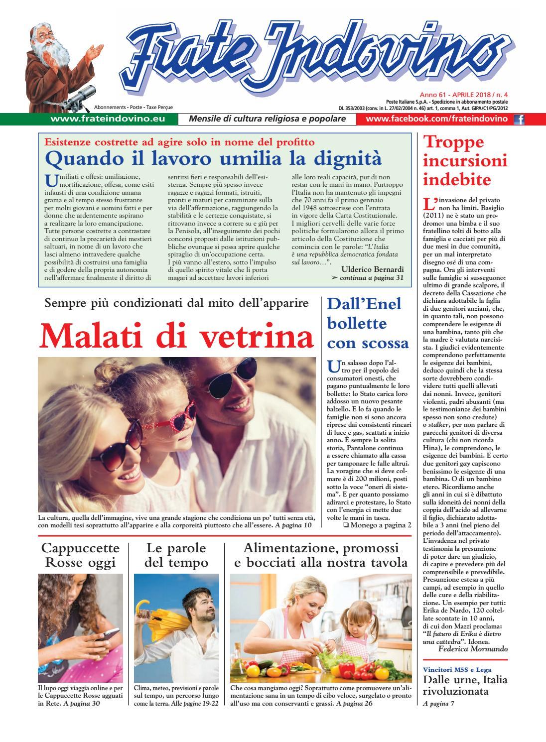 Aprile by Edizioni Frate Indovino - issuu 34abf585821