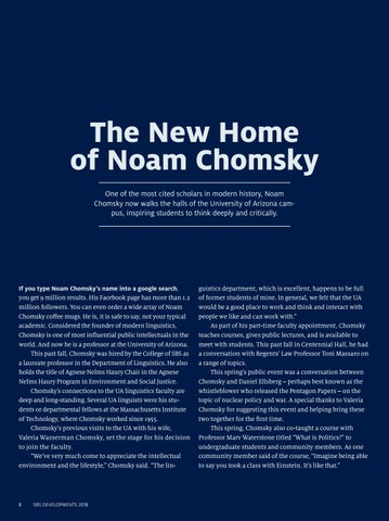 Page 10 of A New Home for Noam Chomsky