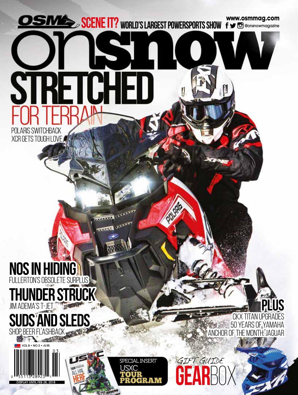 bb08713443e OSM USA 8.3 by On Snow Magazine - ATV World Magazine - issuu