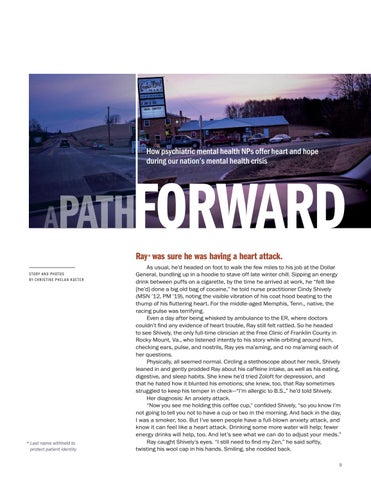 Page 11 of A PATH FORWARD