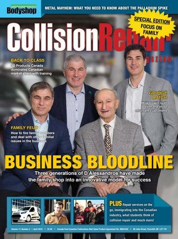 Collision Repair Magazine 17#2 by Media Matters - issuu