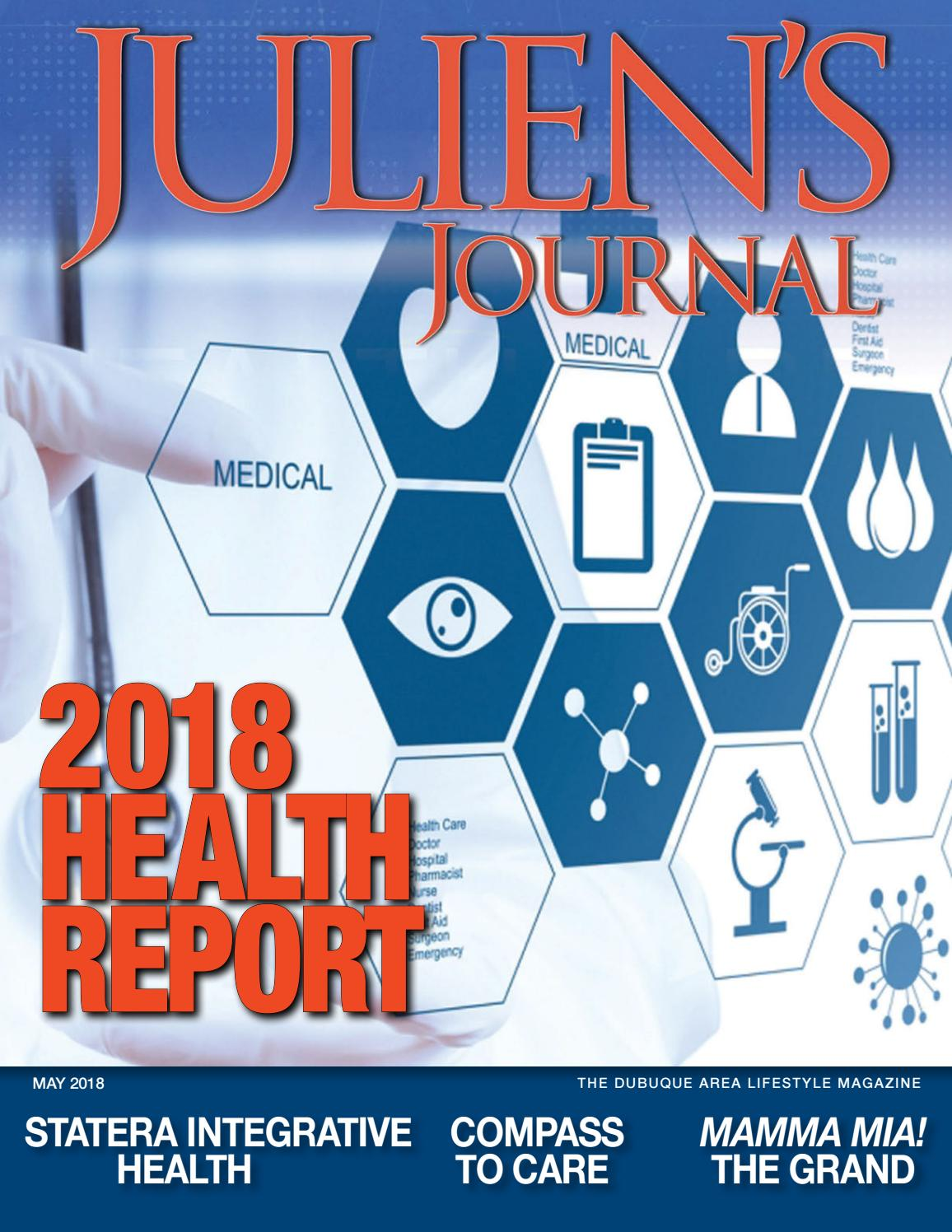May 2018 (Volume 43, Number 5) by Julien's Journal issuu