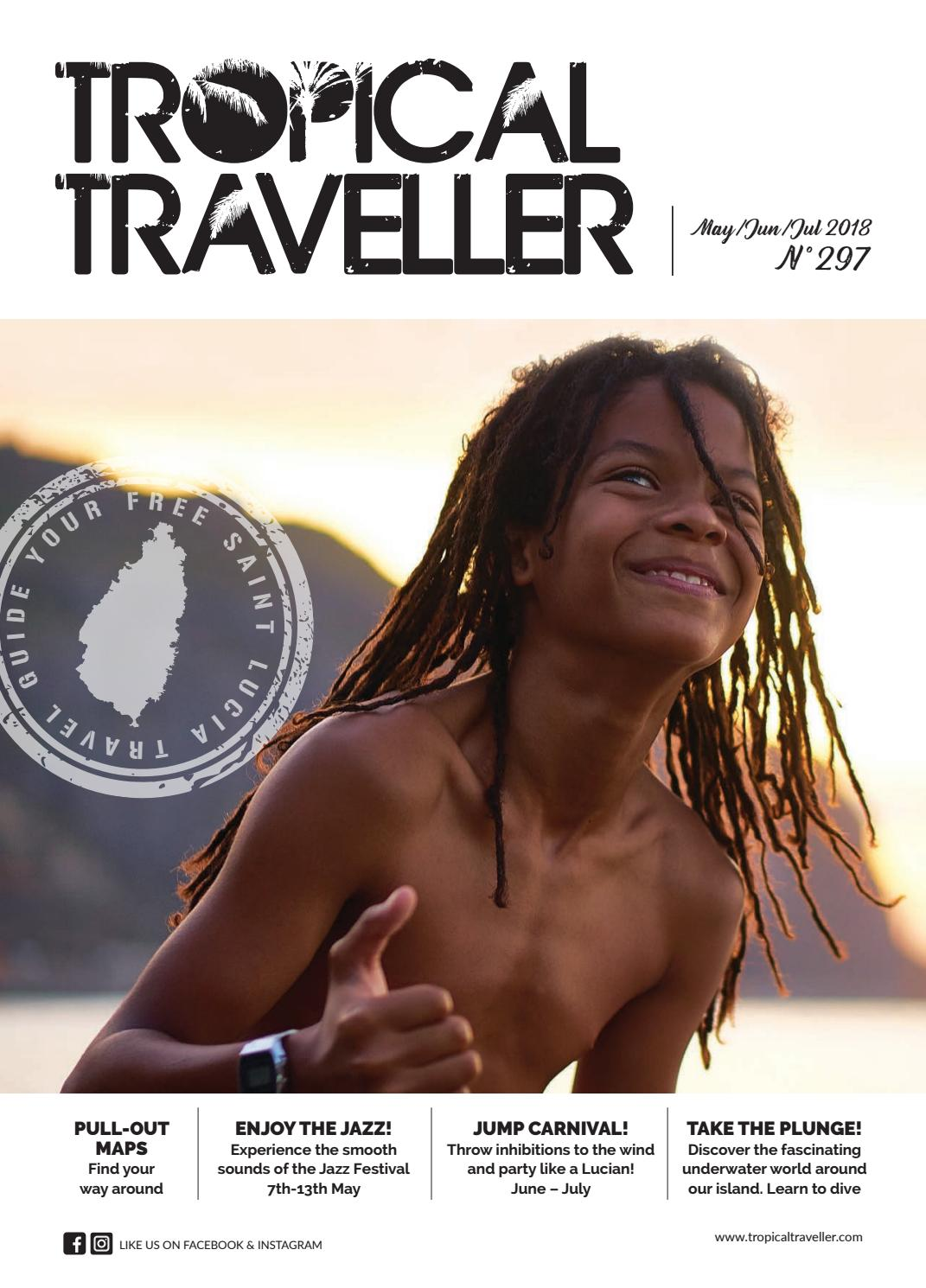 3e74c9b9cc Tropical Traveller - May June July 2018 by Tropical Traveller - issuu