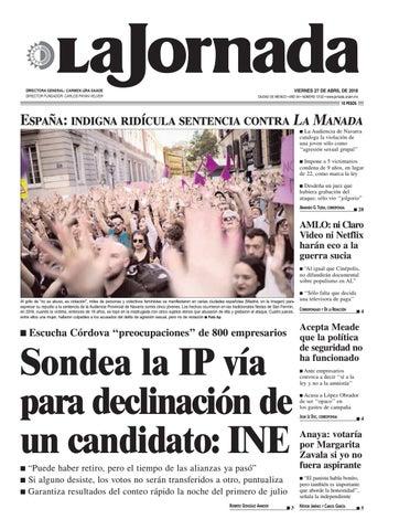 790ced1e4 La Jornada
