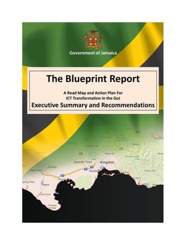 Government of jamaica ict blueprint report executive summary and page 1 malvernweather Image collections
