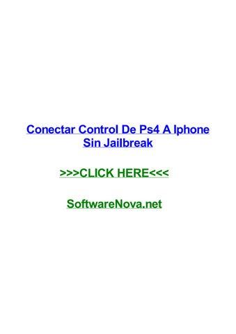 Conectar control de ps4 a iphone sin jailbreak by hollyguuc - issuu
