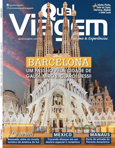 Revista Qual Viagem Edição 54 - Maio 2018 by Editora Qual - issuu 7b8f9bcde96f1