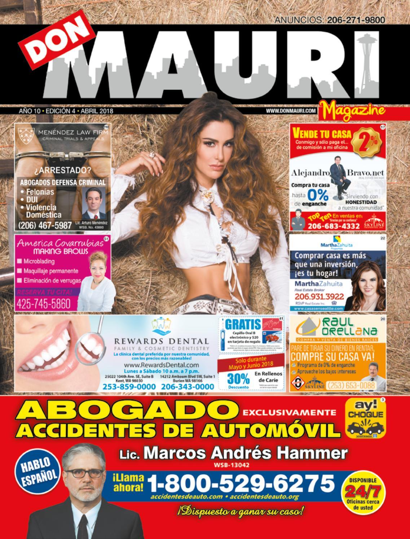 Mauri Magazine Don Issuu Don By trxQsdhC