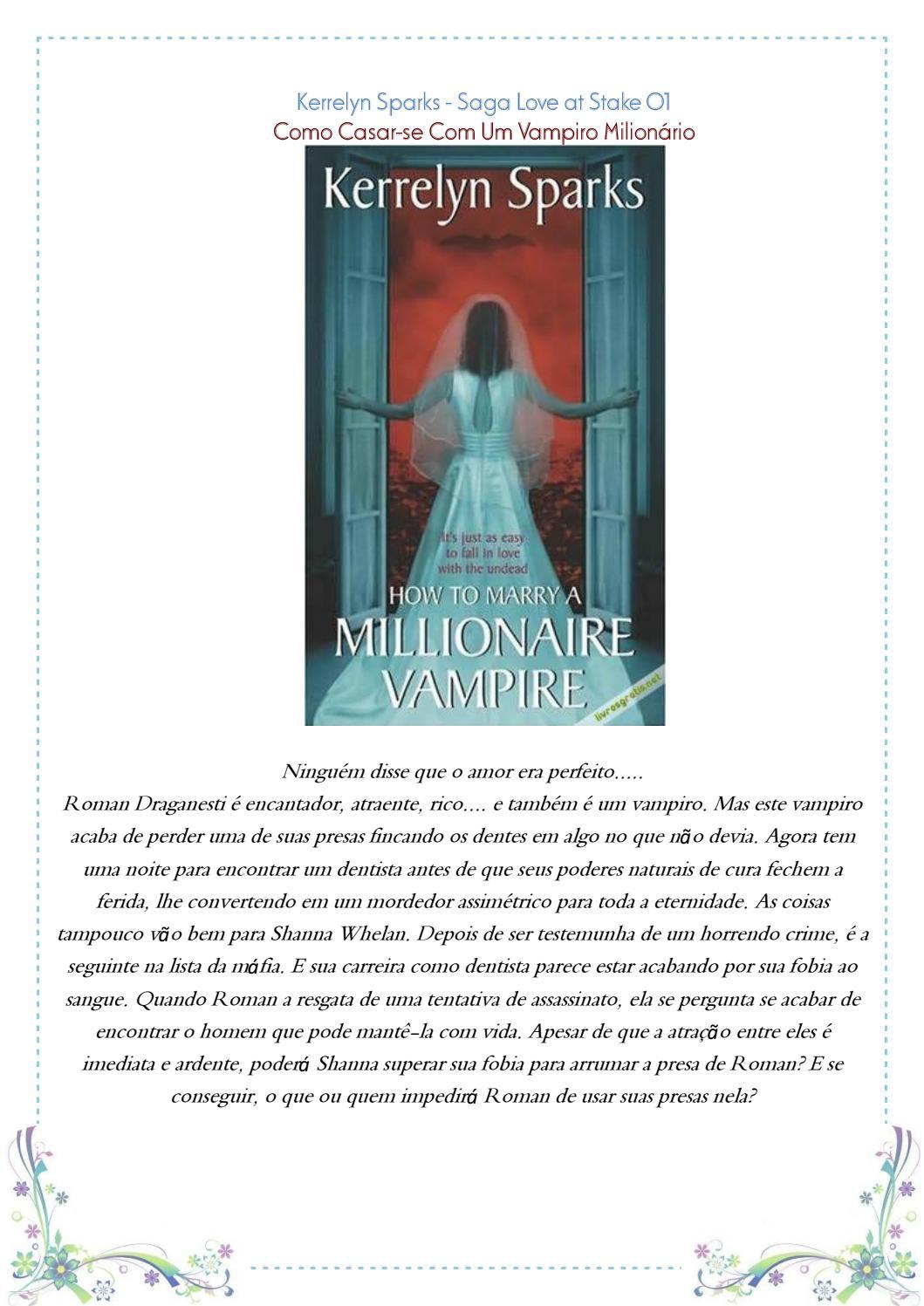 01 como se casar com um vampiro milionario by rafaelasilva4 - issuu 3e26c21b221