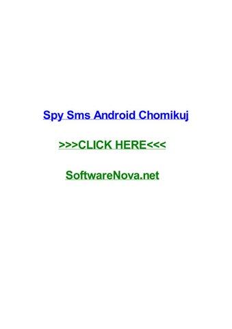 Spy Sms Android Chomikuj By Adamfwbbr Issuu