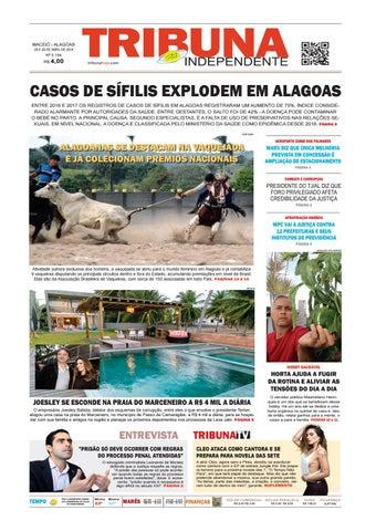 Edição número 3134 - 28 e 29 de abril de 2018 by Tribuna Hoje - issuu fece0597cd4