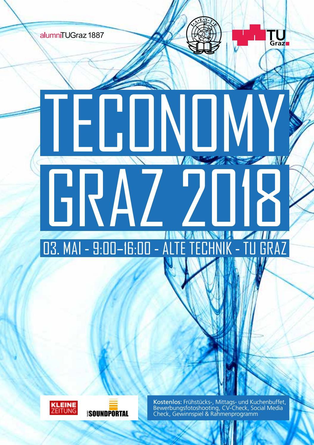 Messekatalog TECONOMY Graz 2018 by IAESTE Graz - issuu
