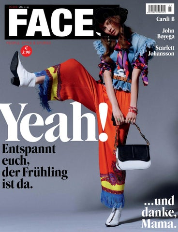 FACES Magazin Deutschland, Maiausgabe 2018 by Fairlane Consulting ... 753d4392ac