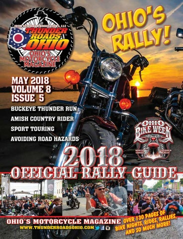cd191d8ae0 Thunder Roads Ohio May 2018 by Thunder Roads Ohio Magazine - issuu