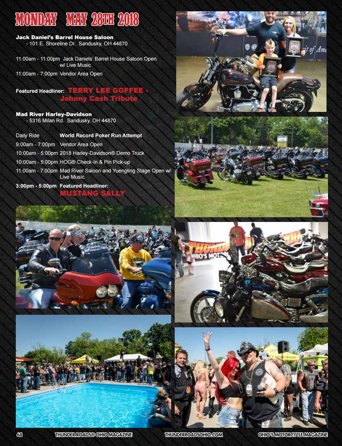 Thunder road house poker run golden nugget casino tukwila menu