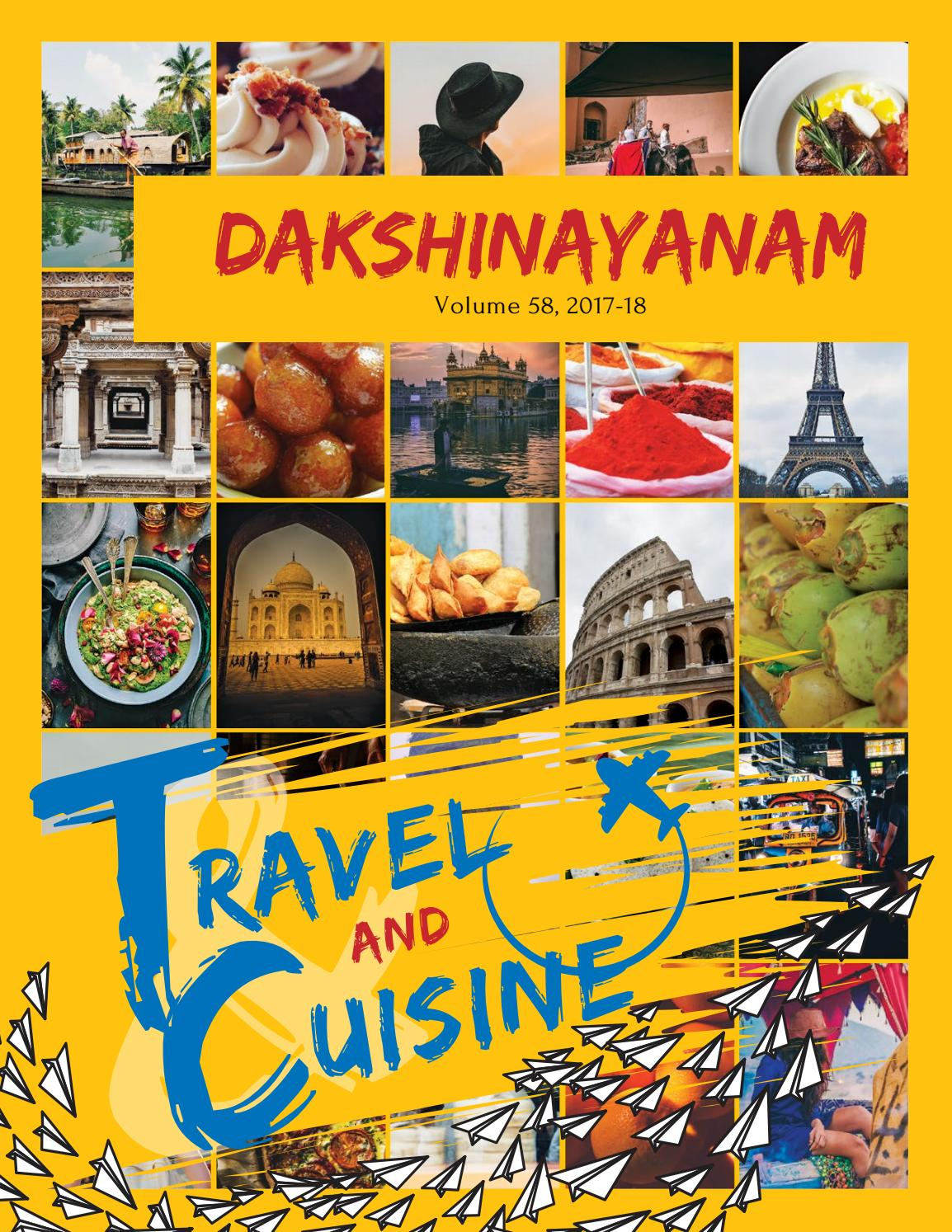 Dakshinayanam - SIES College Magazine, Volume 58 (2017 18