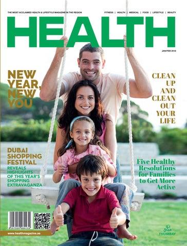 e1de549f4 Health Magazine: January - February 2018 by Health Magazine - UAE ...