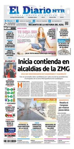 El Diario NTR 1096 by NTR Guadalajara - issuu f7c875aaded