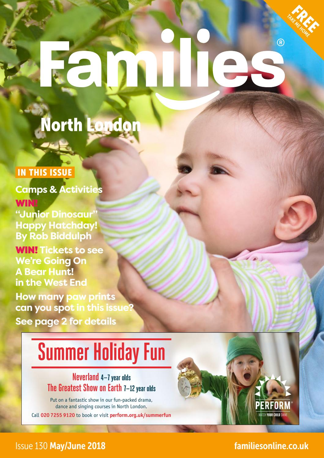 Families North London Magazine May June Issue 130 By Heather