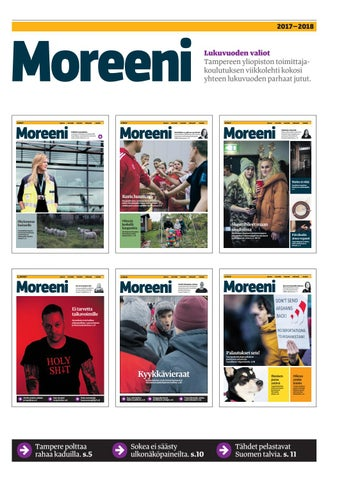 Moreeni Kokoelma 2017 2018 By Moreeni Issuu