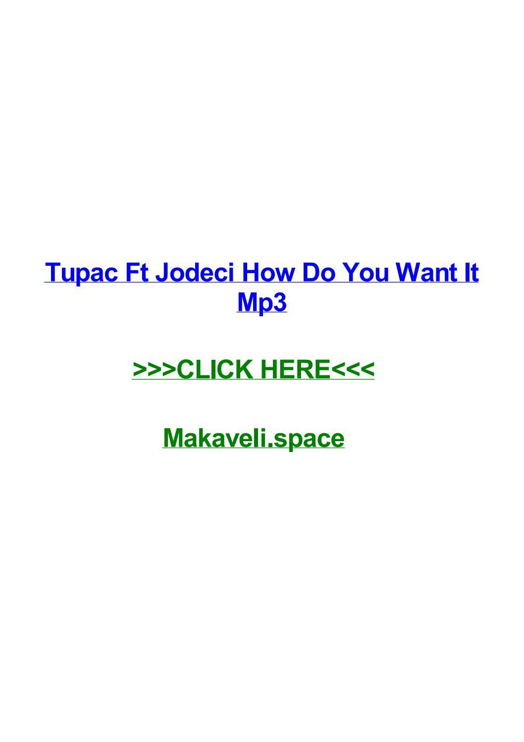 Jodeci U And I Mp3 Download