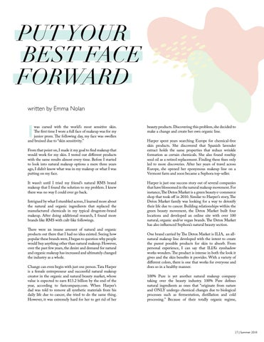 Page 27 of Put Your Best Face Forward