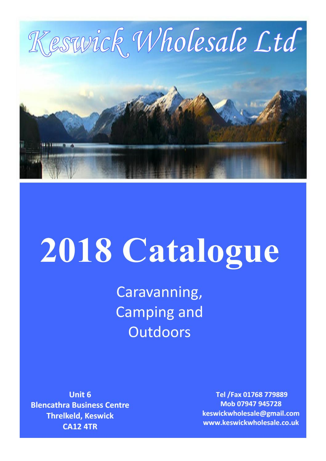 Catalogue 2018