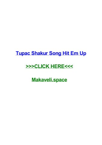 Free to download tupac song youtube.