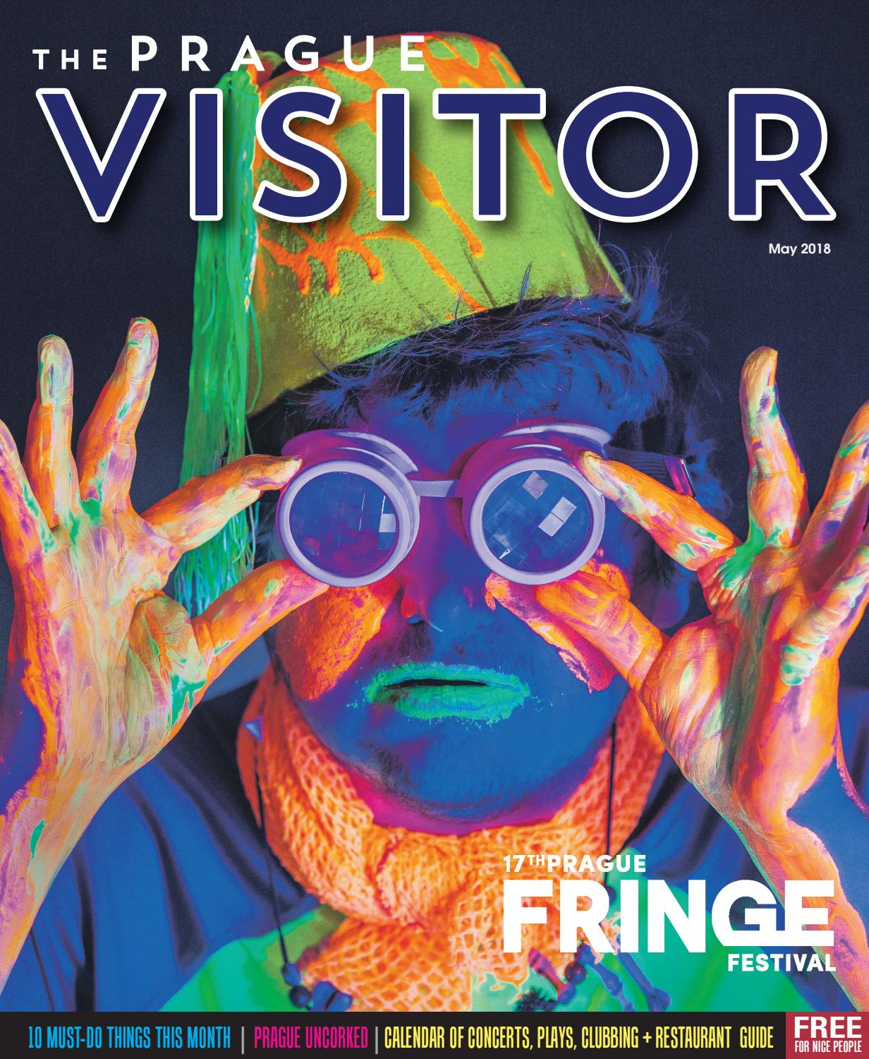 Prague Visitor - May 2018 by The Prague Visitor - issuu