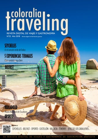 Traveling - Coloralia nº32 by TRAVELING-COLORALIA - issuu