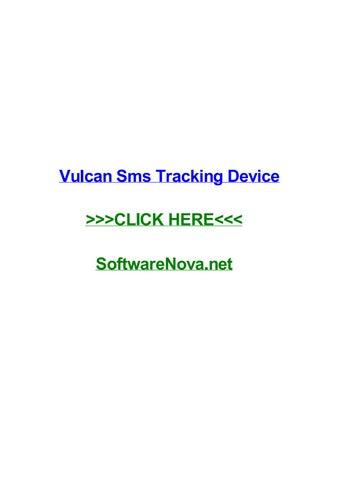 Vulcan Sms Tracking Device By Abrahamqvunx Issuu