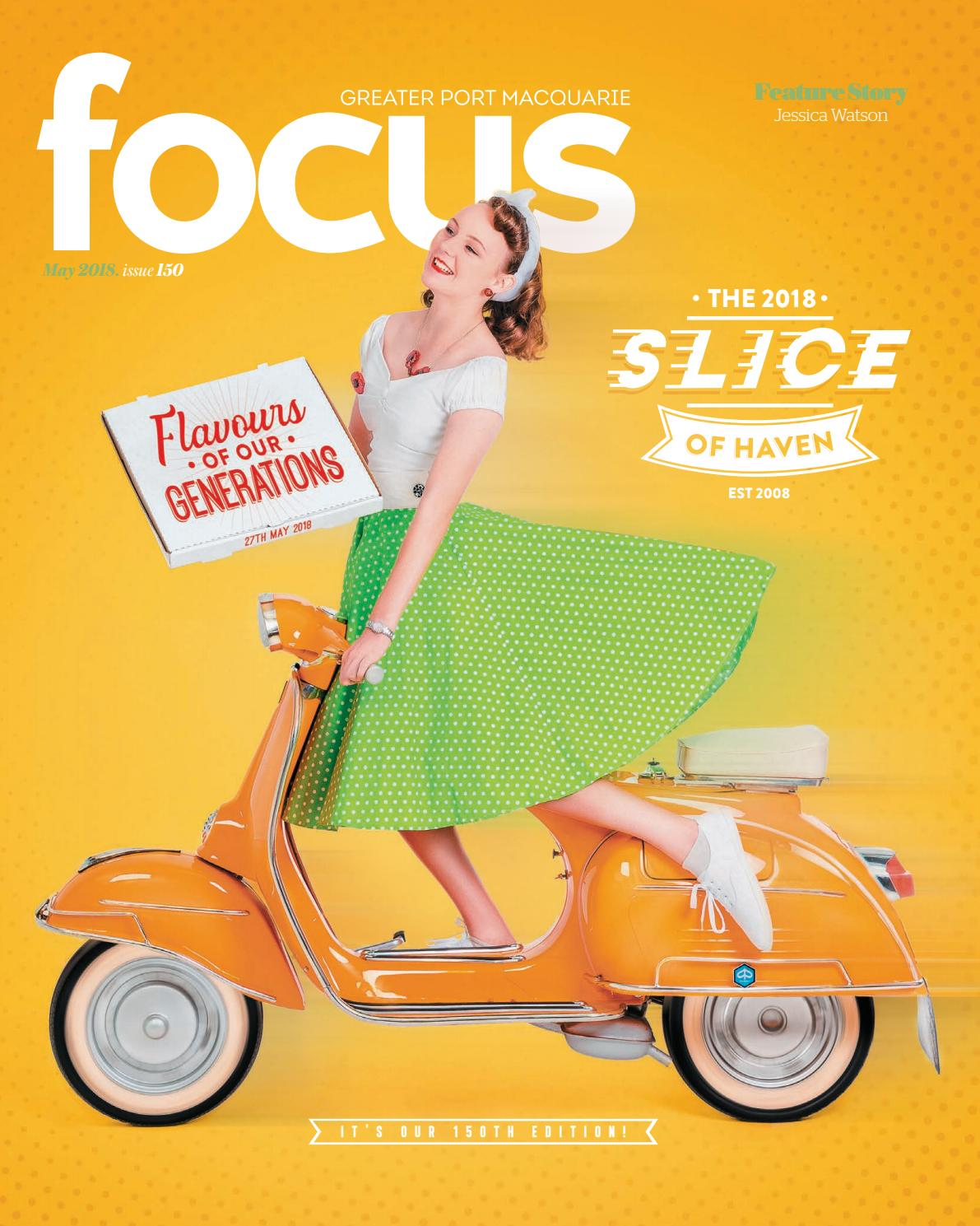 Greater Port Macquarie Focus I150 By Issuu Xiom Side Tape 10mml Green