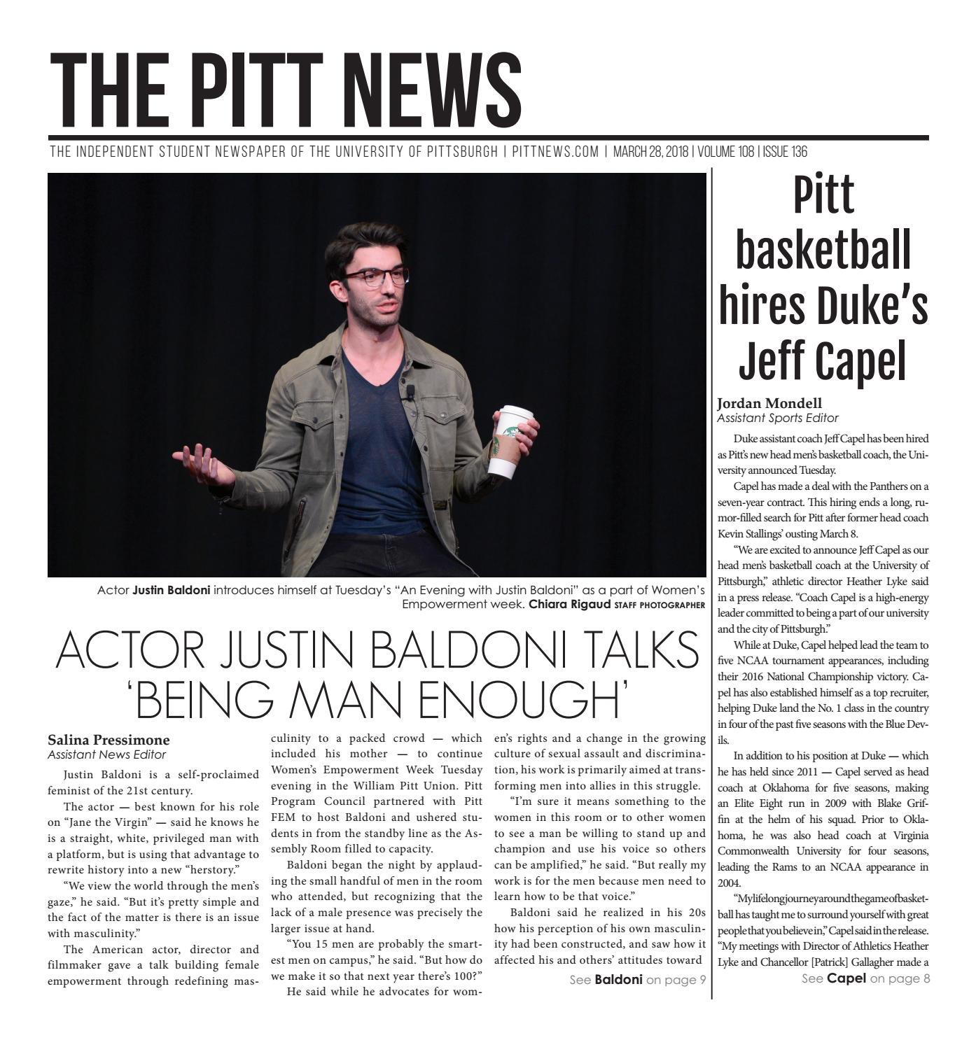 d98fa6dd547d 3-28-18 by The Pitt News - issuu