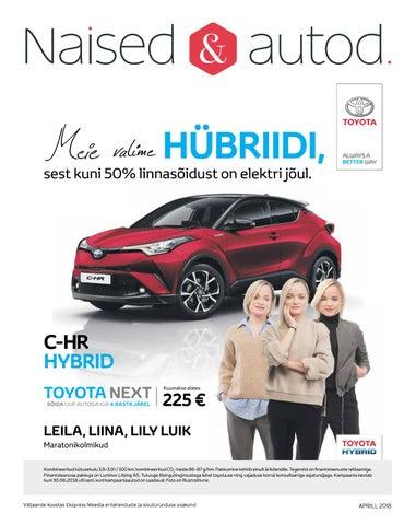 14bdcdb04bc Naised ja autod (aprill 2018) by Eesti Päevalehe AS - issuu