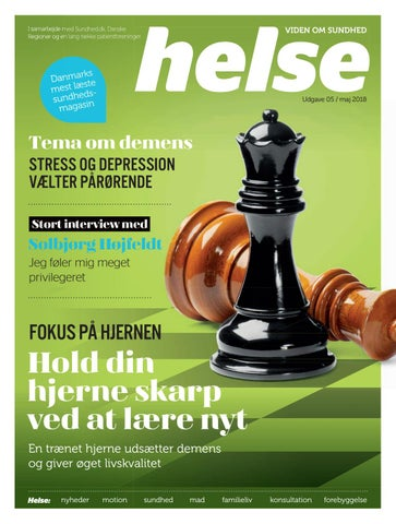 Helse 2019 05 by Mediegruppen as issuu