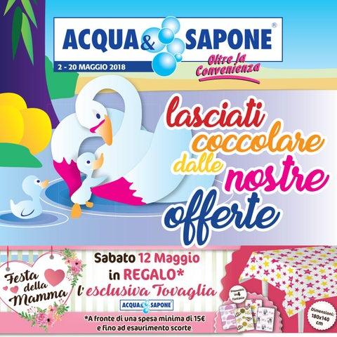 Volantino acqua sapone n 7 2018 by acqua sapone toscana for Volantino acqua e sapone toscana
