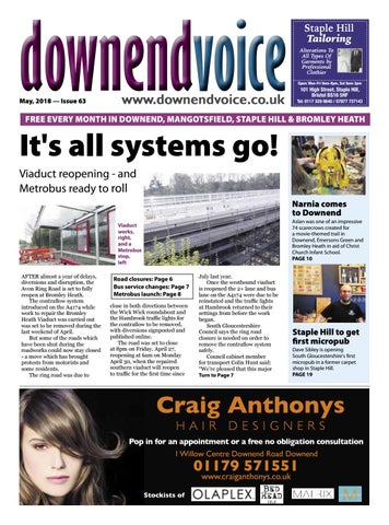 Downend Voice May 2018