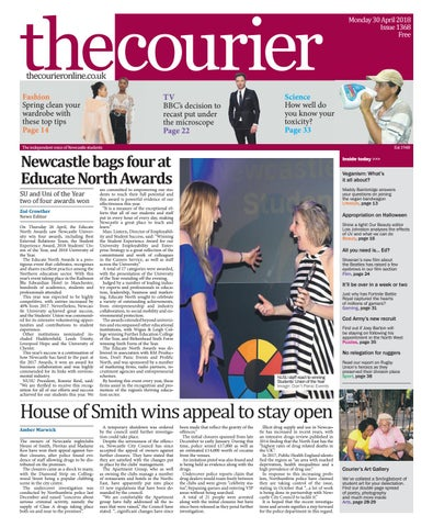 Courier 1368 by The Courier Online - issuu