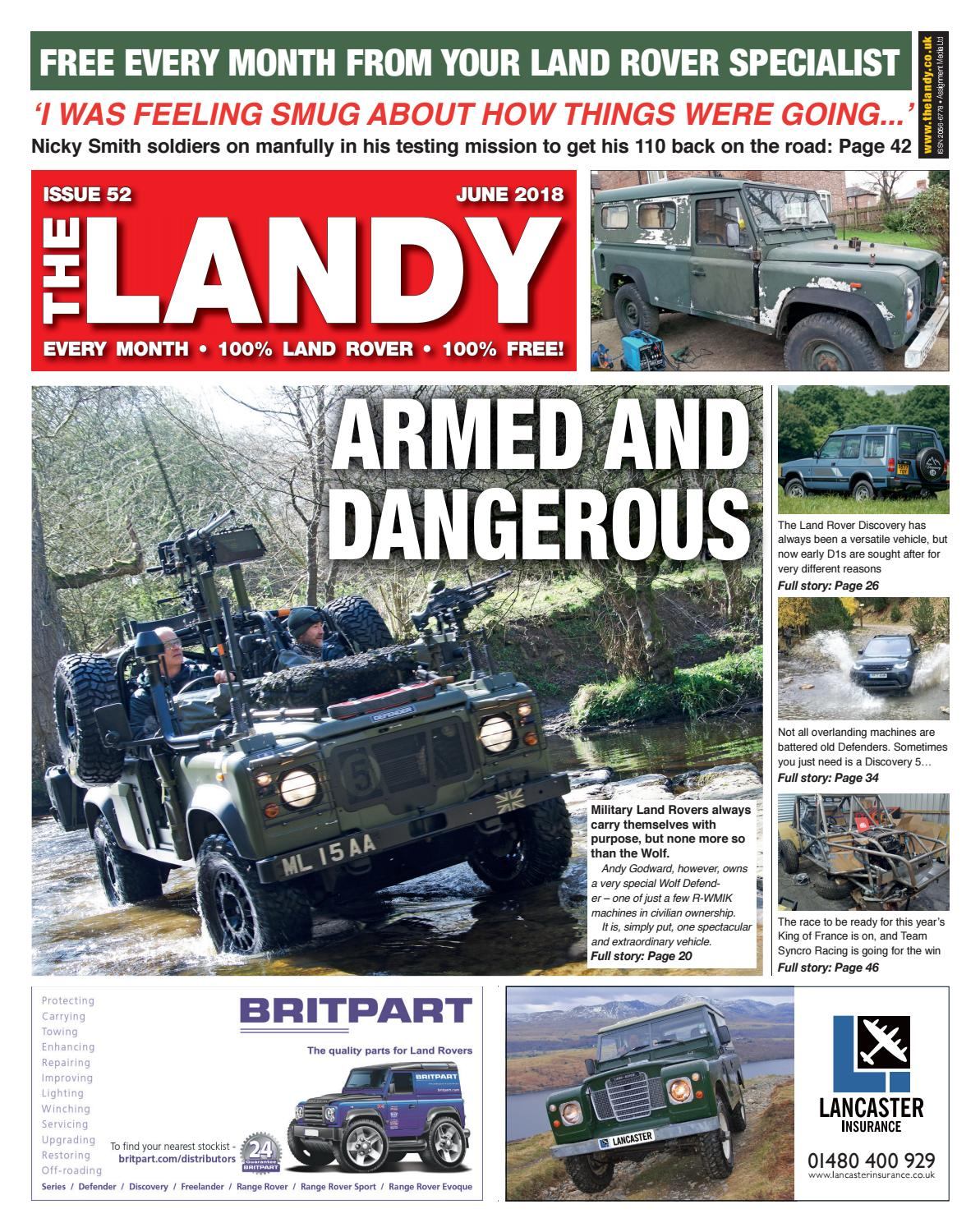 ef65eb572264 The Landy June 2018 by Assignment Media Ltd - issuu