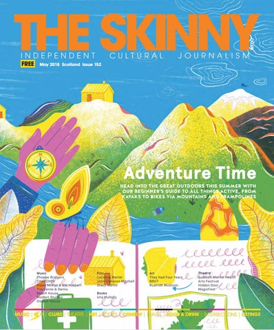 The Skinny May 2018 by The Skinny issuu