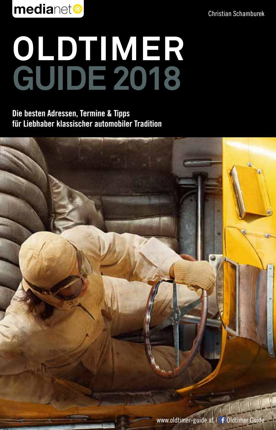 oldtimer guide 2018 by medianet issuu  Gnstig Venti 800 Schwar Krawatte Herren Online Bestellen P 2056 #20