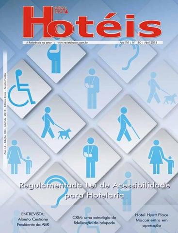 f380f8b1311 Edição 180 - Abril de 2018 by Revista Hotéis - issuu