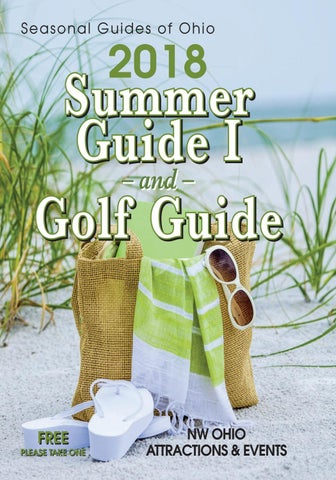 SummerGuide I Golf Guide 2018 By The Advertiser Tribune