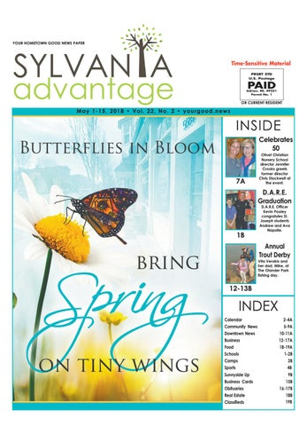 Sylvania AdVantage FIRST MAY 2018 by SylvaniaAdVantage issuu