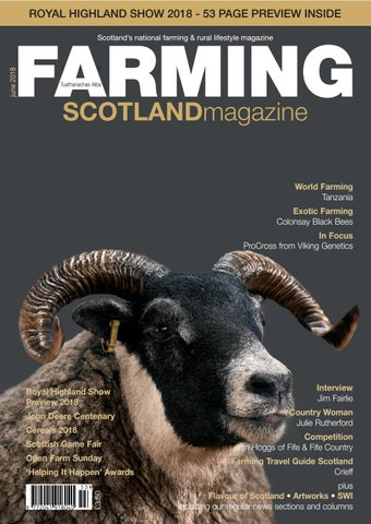 715005d40 Farming Scotland Magazine (May - June 2018) by Athole Design ...