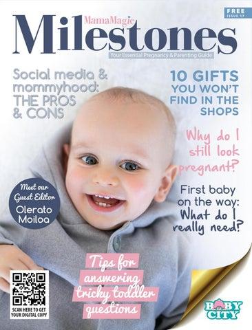Mamamagic Milestones Magazine Issue 17 2018