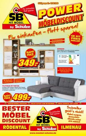 Möbel Schulze sb hit mÖbel | power möbeldiscountmöbel schulze - issuu